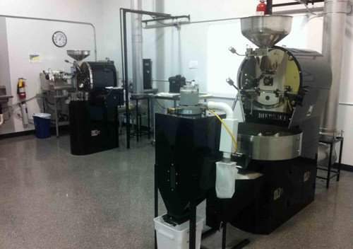 coffee roastery equipment